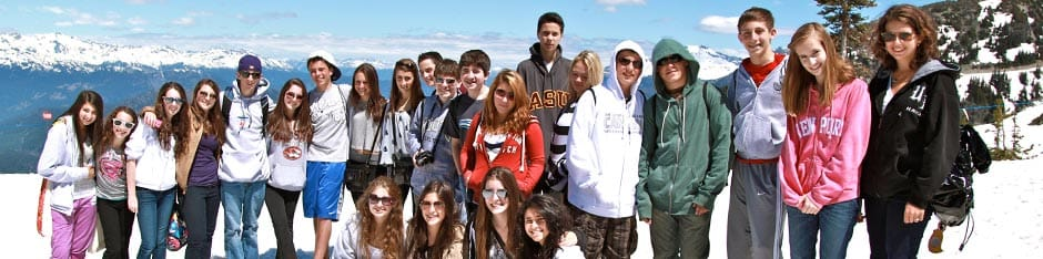 Teen Travel - JCC of Staten Island Day Camp |Teen Travel Camps Usa